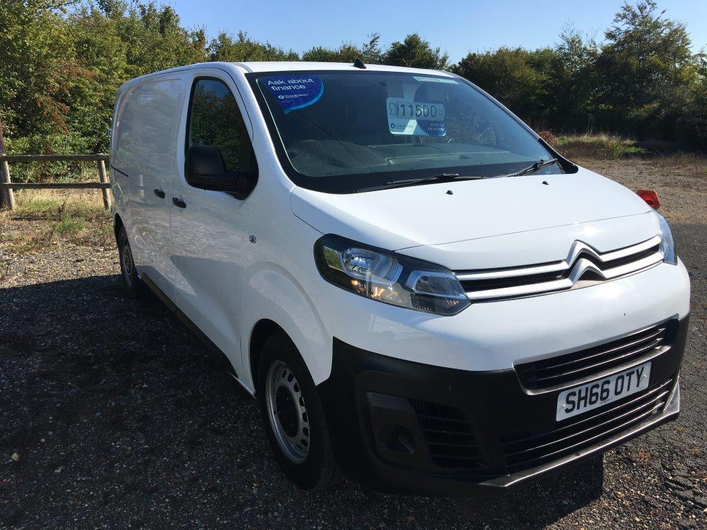c1fa62cd879f12 CITROEN DISPATCH 1000 - Vans For Sale Isle of Wight
