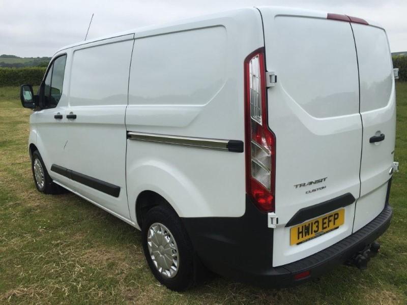 ford transit custom 125ps vans for sale isle of wight. Black Bedroom Furniture Sets. Home Design Ideas