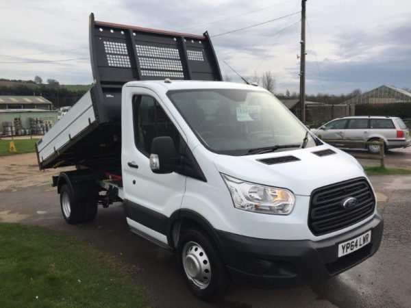 FORD TRANSIT TIPPER 2015 (1)