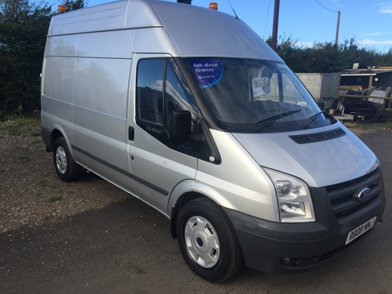 ford transit 140t350 mwb high roof vans for sale isle of wight. Black Bedroom Furniture Sets. Home Design Ideas