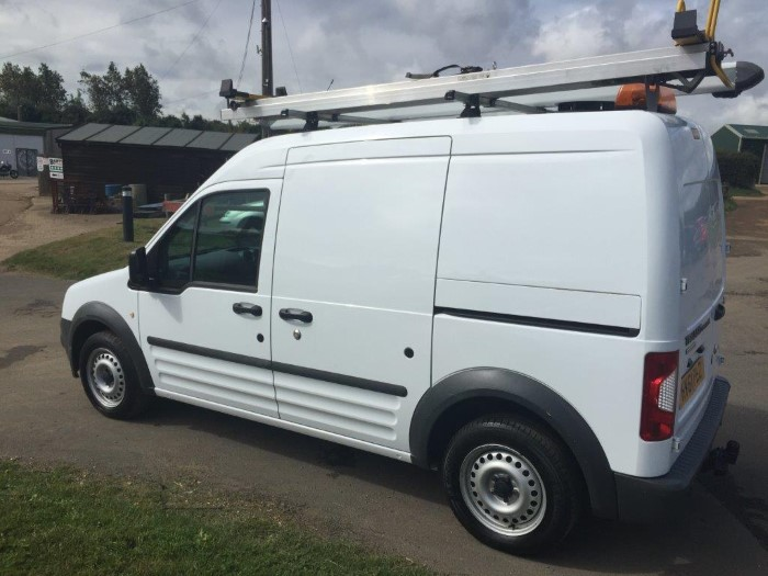 ford transit connect 110ps vans for sale isle of wight. Black Bedroom Furniture Sets. Home Design Ideas