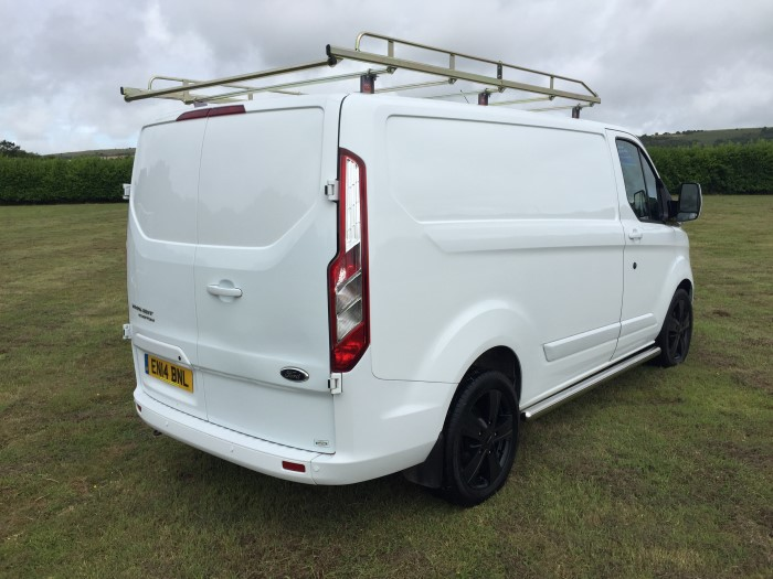 Ford Transit Custom 250 Eco Tech Vans For Sale Isle Of