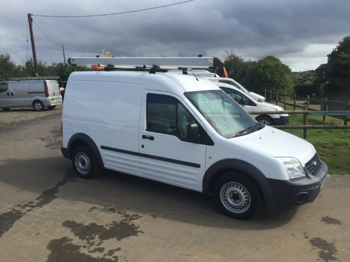 Ford Transit Connect 110ps Vans For Sale Isle Of Wight