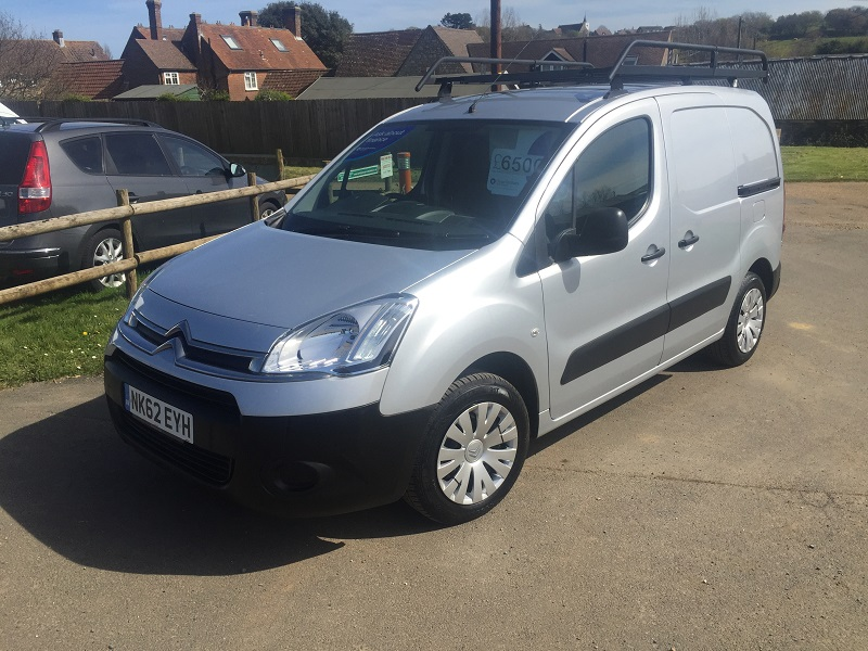 CITREON BERLINGO 625 ENTERPRISE 1.6HDI 2012