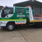 Bartletts Service Station Garage Services, Vehicle Recovery Plus Van Sales and Hire on The Isle of Wight