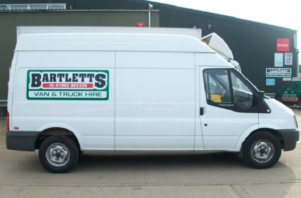 FORD TRANSIT LWB HIGH ROOF PANEL VAN
